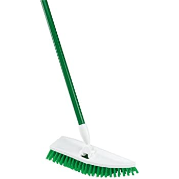 Amazon Com Libman No Knees Floor Scrub Home Amp Kitchen