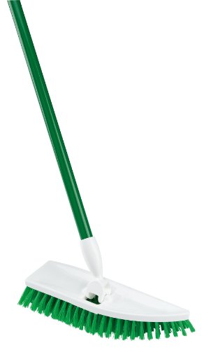 floor brush with handle - 2