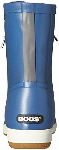 Lace Bogs Quinn Women's Boot Blue Rain qxOHE1xP