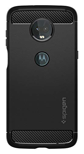 Spigen Rugged Armor Moto Z3 Play Case with Air Cushion Technology for Motorola Moto Z3 Play (2018) - Black by Spigen (Image #2)