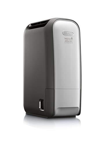 De'Longhi Tasciugo AriaDry Light DNS80 Deshumidificador, Extracción 7,5 L/d , Depósito 2.8L, Pantalla LCD, Filtro…