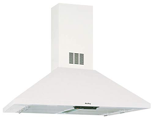 - Air King ALI36WH Alicante 36 Inch 500 CFM 3-Speed Island Range Hood from the Barcelona Collection