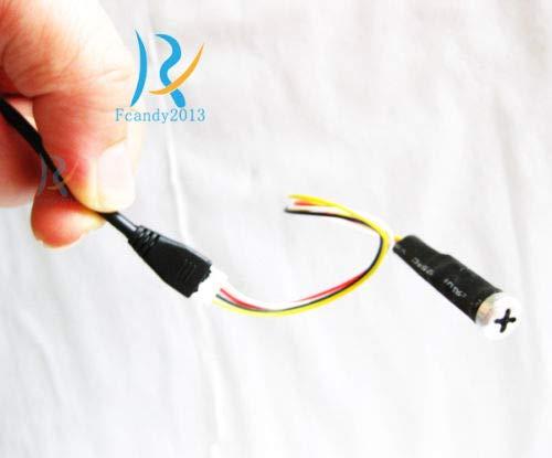 Smallest Mini Screw 1000TVL Full HD CCTV Color spy Hidden pinhole Micro Camera (Pinhole Mini Covert Camera Color)