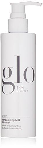 Hydrating Milk Cleanser - Glo Skin Beauty Conditioning Milk Cleanser | Creamy Hydrating Face Wash for Dry Dehydrated Skin