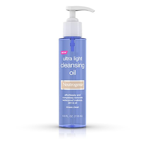 Neutrogena Ultra-Light Cleansing Oil 4 oz