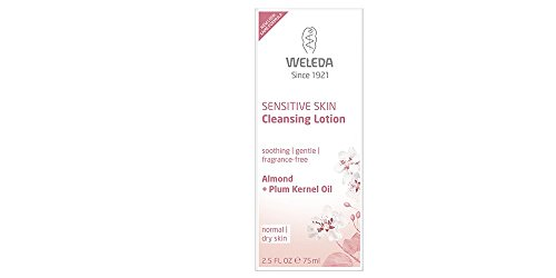 Weleda Cleansing Lotion (Weleda Sensitive Skin Cleansing Lotion , 2.5-Fluid Ounce)