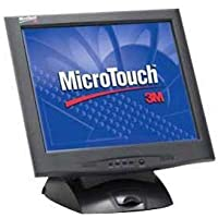 3M MicroTouch M1700SS 17IN TOUCH,BLK,USB DESKTOP TOUCHMONITOR