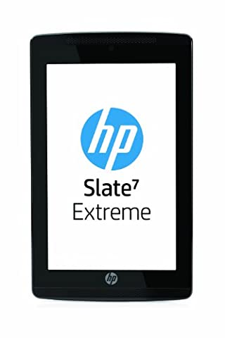 HP Slate S7-4400US 7-Inch 16 GB Tablet (Slate Silver) (Hp Slate 16gb)