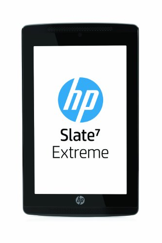 HP Slate S7-4400US 7-Inch 16 GB Tablet (Slate Silver)