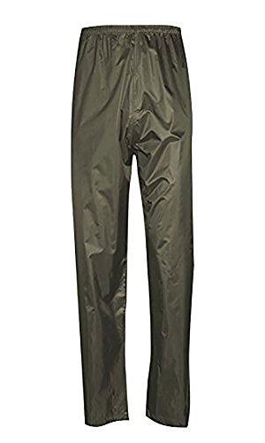 mujer 21 moda Un pantalones o de verde negros tama oliva AttXqrx
