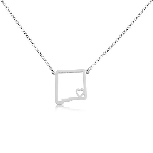 925-sterling-silver-small-new-mexico-home-is-where-the-heart-is-home-state-necklace-20-inches