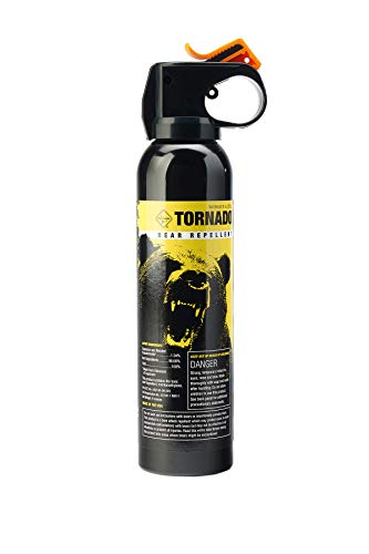 Tornado Bear Repellent Pepper Spray Fogger Bear Defense