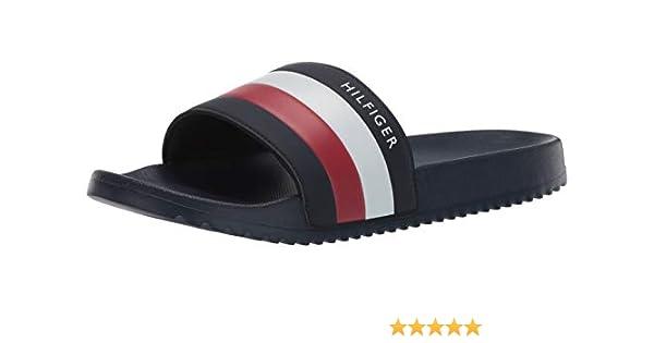 6374377ec Amazon.com  Tommy Hilfiger Men s Rozi Slide Sandal  Shoes