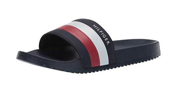 5699e3f135bd2c Tommy Hilfiger Men s Rozi Slide Sandal