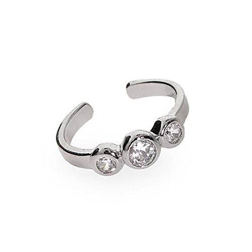Above the Knuckle Bubbles Midi Ring (Tiffany Jewellery Clearance)