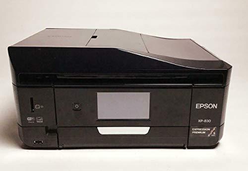 Expression Premium Xp-830 Wireless Small-In-One Printer, Copy/Print/Scan