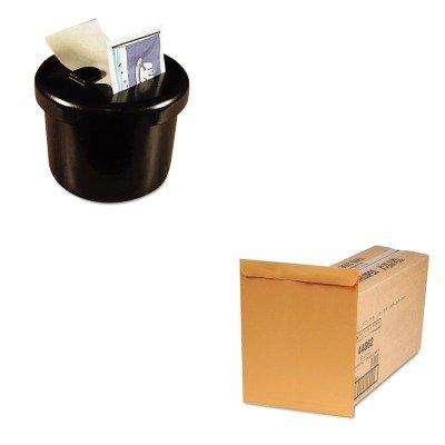 KITLEE40100QUA44062 - Value Kit - Quality Park Redi-Seal Catalog Envelope (QUA44062) and Lee Ultimate Stamp Dispenser (LEE40100) by Quality Park
