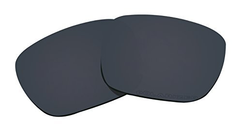 Polarized Lenses Replacement for Oakley Holbrook Sunglasses Lenses (Black) by - The Holbrook Sun