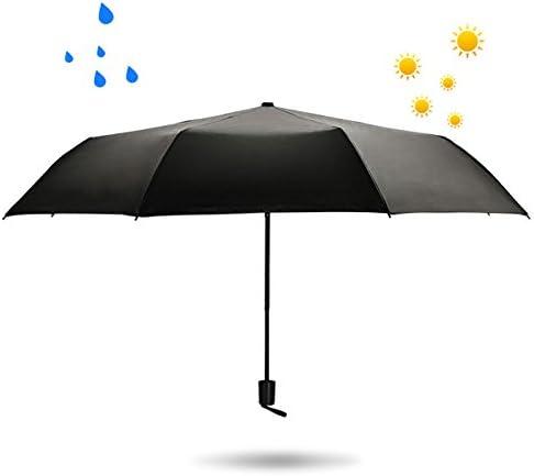 YTSZM Umbrella Sunshade Sunscreen UV Female Folding Creative Anime Sunny Rain Dual