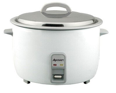 Admiral Craft RC-E50 50 Cup Electric Rice Cooker, 208/240v, (Adcraft Fork)