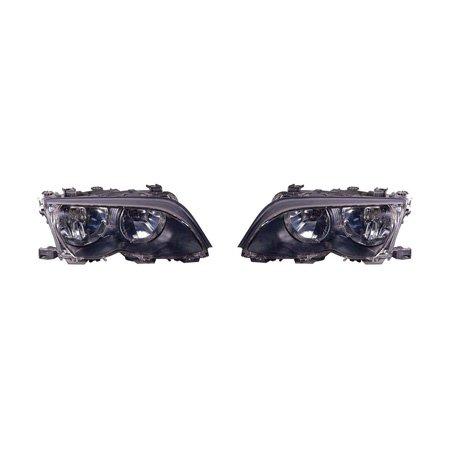 03 bmw 325i headlight assembly - 9