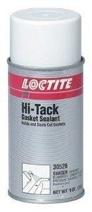 Henkel Adhesives 30526 HI-TACK GASKET SEALANT 9 OZ IN RED