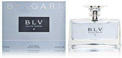 Bvlgari Bvlgari Blv II EAU DE PARFUM Spray para mujeres, 2,5 oz