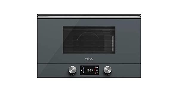 Microondas TEKA ML8220BISL Cristal Gris 112030002: BLOCK: Amazon ...