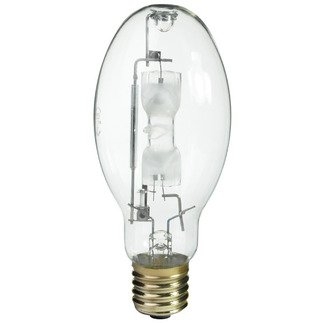 GE 43828 400W Multi-Vapor MVR400/U M59/S R400 HID Metal Halide Light Bulb 4/PACK - - Amazon.com
