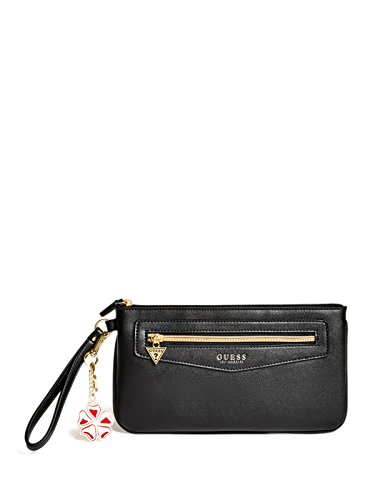 GUESS Factory Women's Holly Wristlet Pouch by GUESS Factory