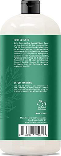 Tea Tree Body Wash Helps Nail Fungus Athletes Foot Ringworms Jock Itch Acne Eczema  Body Odor