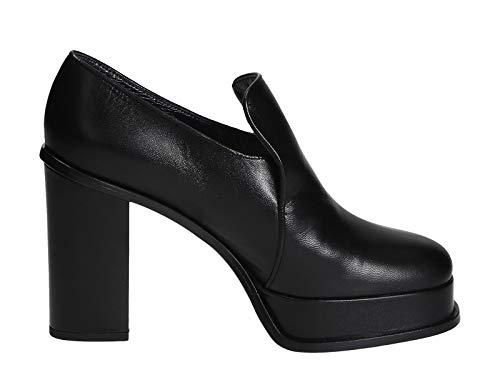 Zapatos 317413kpmc38no Mujer Negro Céline Cuero 1ROqn5wC