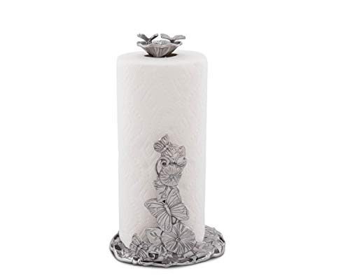 Butterfly Meadow Leaf - Arthur Court Butterfly Paper Towel Holder