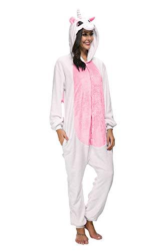 Adult Pajamas Unisex Sleepsuit Animal Sleepwear Jumpsuit Halloween Cosplay Costume -