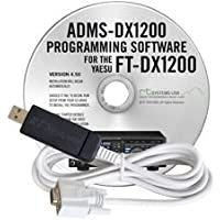 ADMS-DX1200 USB Cable & RT Systems Software FT-DX1200