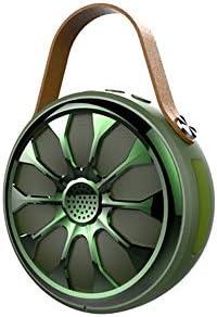 CHAOQIANG S11ミニBluetoothスピーカー、マルチメディアオーディオスピーカー、コンピュータのスピーカー - アーミーグリーン (Color : ArmyGreen)