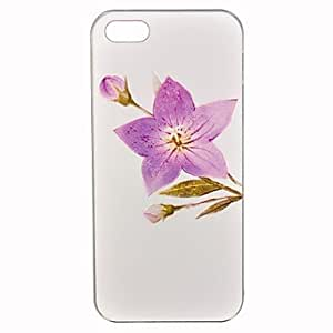 Zaki Fashion Ultrathin Relievo PC Hard Case for iPhone 5/5S