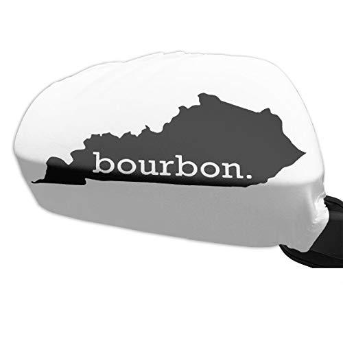 Kentucky Bourbon Car Mirror Covers,Car Rain Proof Covers