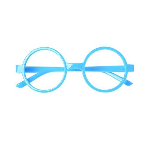 Del Cornice Vestito Partito Blu Nero Cosplay Puntelli Pl Da Occhiali Senza Occhiali Regalo Bambino Lenti Bambini gwz4xq7p