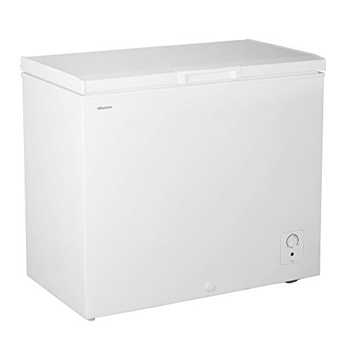 Hisense FC72D7AWD Chest Freezer White