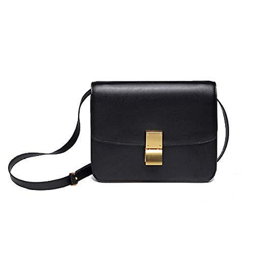 Small Black Ajlbt Wild Bag Simple Fashion Lovely Diagonal Square Sweet Lady And wTTPxIBA