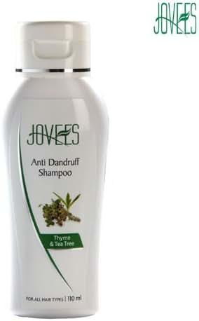 Jovees Thyme & Tea Tree Anti Dandruff Shampoo 110ml