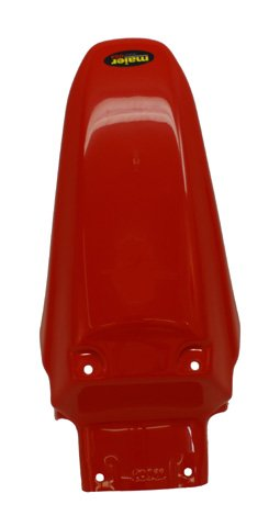 MAIER REAR FENDER FIGHTING RED HONDA XR 80R 100R 01-03 Maier Rear Fender