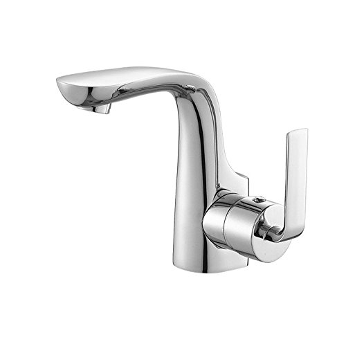 NewBorn Faucet Wasserhähne Warmes und Kaltes Wasser Größe Qualität der Messinggehäuse Chrom heißen und Kalten Becken Tippen Sie auf preisgekrönte Wasser Leitungswasser