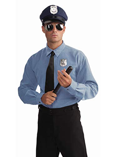 (Forum Novelties Police Officer Costume Accessory Kit, Black, One)