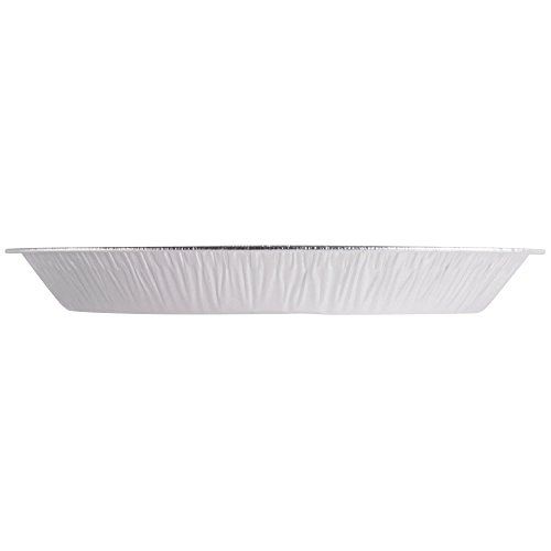 G78 11 11/16'' Extra-Deep Foil Pie Pan - 125/Pack By TableTop King by TableTop King