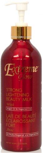 - Extreme Glow Strong Lightening Beauty Milk 16.8 oz.