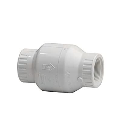 """Spears S158020F 2"""" FPT Spring Type Check Valve by Spears"""