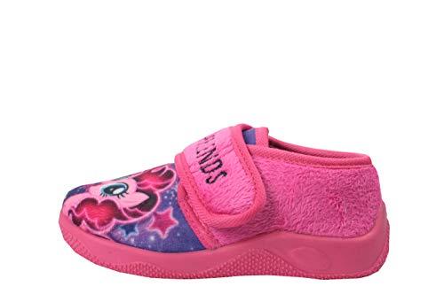 My Little Pony Twilight Girls Slippers Infants Size 10 Pink -