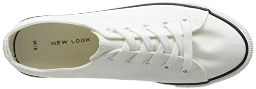 Bianco Look Marker Ginnastica Scarpe white Da Donna New qvAPg